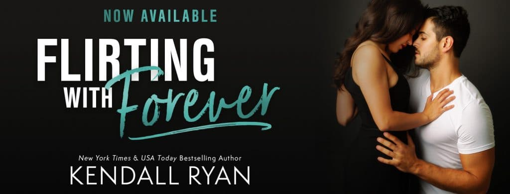 #BlogTour #BookReview Flirting with Forever by Kendall Ryan @KendallRyan1 @InkSlingerPR
