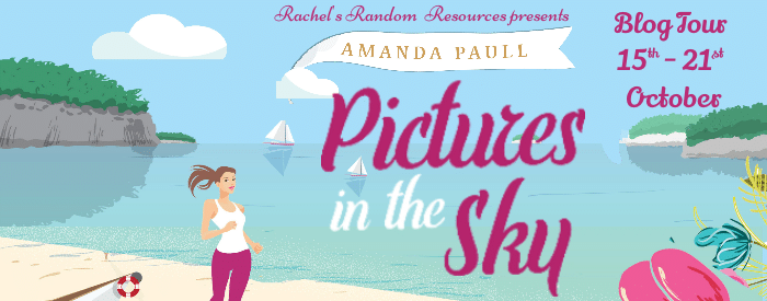 #BookReview #BlogTour Pictures in the Sky by Amanda Paull @Apaullfiction @rararesources