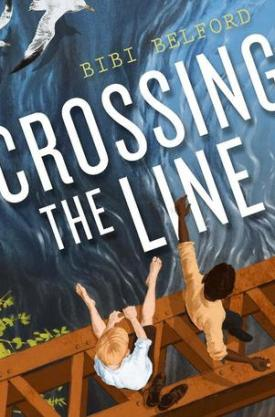 #BookReview Crossing the Line by Bibi Belford @BarbaraBelford @skyponypress