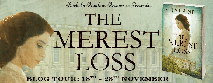 #BlogTour #BookReview The Merest Loss by Steven Neil @stevenneil12 @rararesources