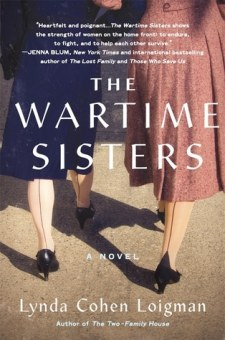 #BookReview The Wartime Sisters by Lynda Cohen Loigman @lyndacloigman @StMartinsPress