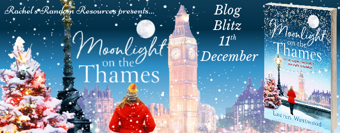 #BookReview #BlogTour #Giveaway Moonlight on the Thames by Lauren Westwood @lwestwoodwriter @rararesources