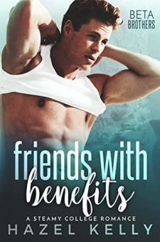 #BookReview Friends with Benefits by Hazel Kelly @hazelkellyauthor