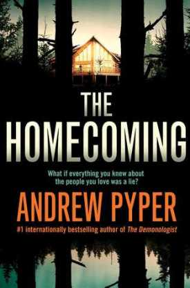 #BookReview The Homecoming by Andrew Pyper @andrewpyper @SimonSchusterCA