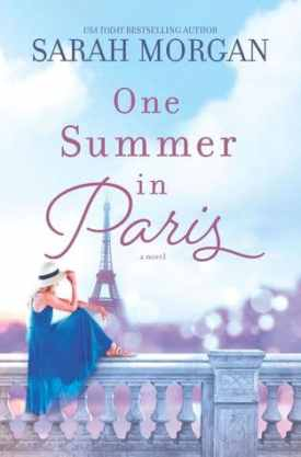 #BookReview One Summer in Paris by Sarah Morgan @SarahMorgan_ @HarlequinBooks