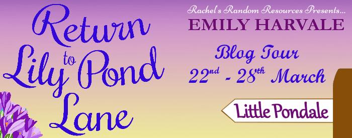 #BookReview #BlogTour Return to Lily Pond Lane by Emily Harvale @emilyharvale @rararesources #LilyPondLane