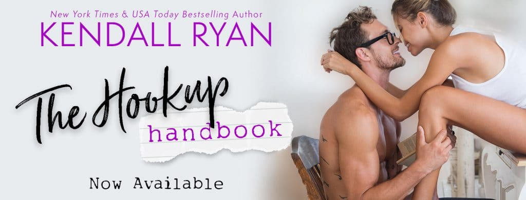 #BlogTour #BookReview The Hookup Handbook by Kendall Ryan @KendallRyan1 #bestfriendssister #friendstolovers #standalone