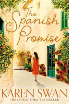 #BookReview The Spanish Promise by Karen Swan @KarenSwan1 @PGCBooks @panmacmillan
