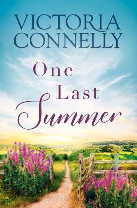 #BookReview #BlogTour One Last Summer by Victoria Connelly @VictoriaDarcy @rararesources