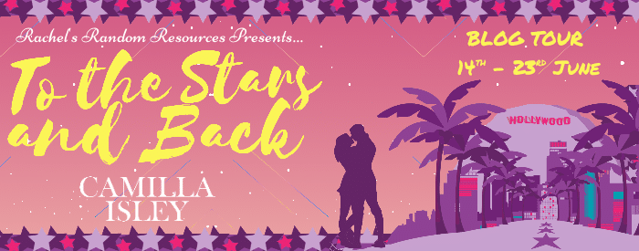 #BookReview #BlogTour #Giveaway To the Stars and Back by Camilla Isley @camillaisley @rararesources