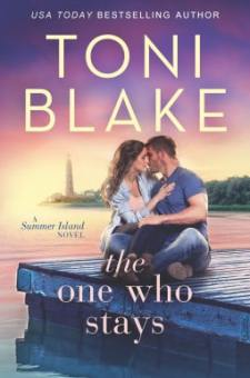 #BookReview The One Who Stays by Toni Blake @AuthorToniBlake @HarlequinBooks