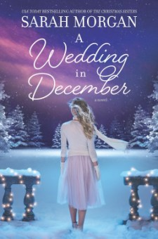 #BookReview A Wedding in December by Sarah Morgan @SarahMorgan_ @HarlequinBooks @HarperCollinsCa