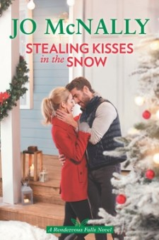 #BookReview Stealing Kisses in the Snow by Jo McNally @JoMcNallyAuthor @HarlequinBooks