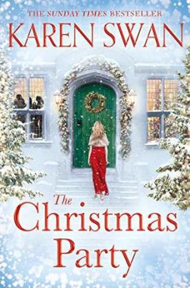 #BookReview The Christmas Party by Karen Swan @KarenSwan1 @PGCBooks @panmacmillan