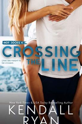 #BlogTour #BookReview Crossing the Line by Kendall Ryan @KendallRyan1 #hotjocks