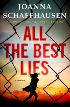 #BookReview All the Best Lies (Ellery Hathaway #3) by Joanna Schaffhausen @slipperywhisper @MinotaurBooks @StMartinsPress