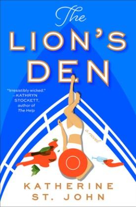 #BookReview #Giveaway The Lion's Den by Katherine St. John @thekatstjohn @GrandCentralPub #TheLionsDen #GrandCentralPub