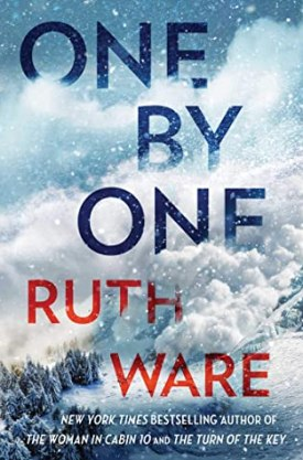 #BookReview One by One by Ruth Ware @RuthWareWriter @ScoutPressBooks @SimonSchusterCA #OnebyOne #RuthWare