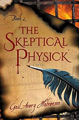 #BookReview The Skeptical Physick (The Sockbridge Series #2) by Gail Avery Halverson @gailhalv #TheSkepticalPhysick