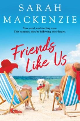 #BookReview Friends Like Us by Sarah Mackenzie @readforeverpub @GrandCentralPub #ReadForever #Forever2021 #SarahMackenzie #CranberryCove