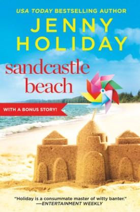 #BookReview Sandcastle Beach (Matchmaker Bay #3) by Jenny Holiday #ReadForever #ReadForeverPub #ReadForever2021 #JennyHoliday #SandcastleBeach #MatchmakerBaySeries