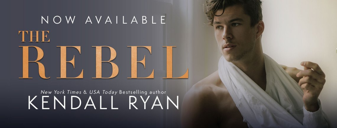 #BlogTour #BookReview The Rebel by Kendall Ryan @KendallRyan1 #TheRebel #LookingtoScoreSeries #KendallRyan