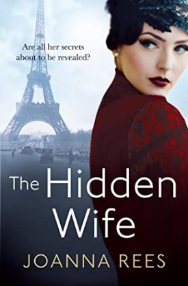 #BookReview The Hidden Wife by Joanna Rees @PGCBooks @panmacmillan #TheHiddenWife #JoannaRees #AStitchinTiime