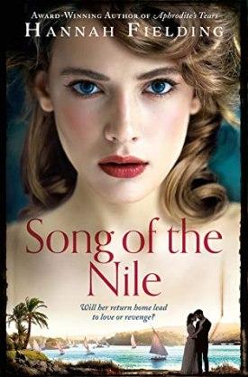 #BlogTour #BookReview Song of the Nile by Hannah Fielding @fieldinghannah @midaspr #SongoftheNile #HannahFielding