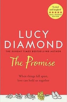 #BookReview The Promise by Lucy Diamond @LDiamondAuthor @PGCBooks @panmacmillan #ThePromise #LucyDiamond
