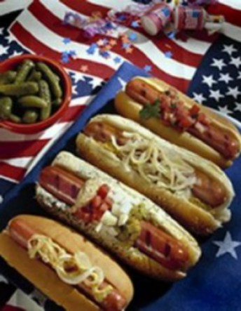 History and Legends of Hot Dogs, Whats Cooking America