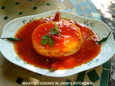 Cream Cheese And Sweet Chili Sauce ©
