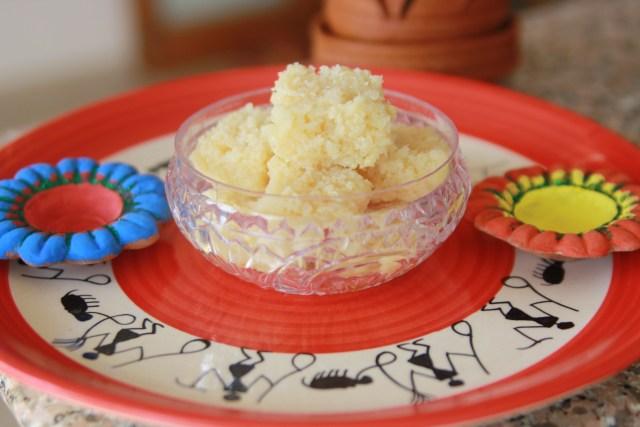 coconut burfi - - Diwali sweets
