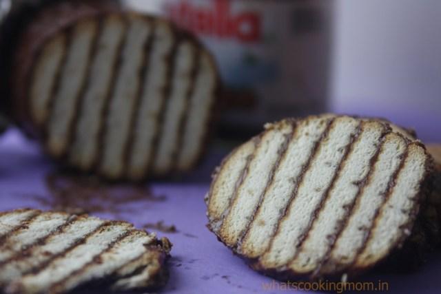 mocha cake 4