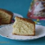 Eggless Cake