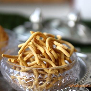 besan ki sev - traditional diwali recipes, diwali snacks