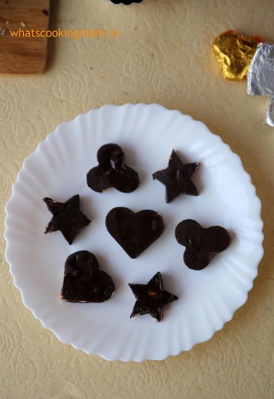 Homemade Chocolates | whatscookingmom.in