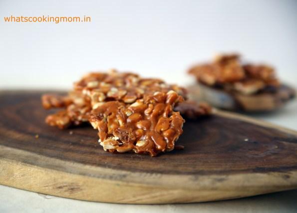 peanut chikki 4