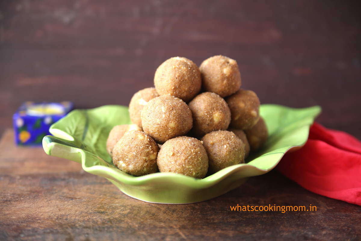 Gond ke ladoo - Traditional Diwali recipes, Diwali sweets, festival sweets, Indian