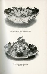 Sample salad recipes.