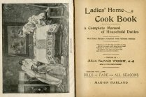 Ladies' Home Cook Book: a Complete Cook Book and Manual of Household Duties, 1896