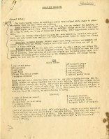 Sugarless Recipes, pg. 1