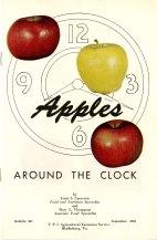 Apples Around the Clock, 1955