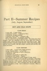 Mrs. Scott's North American Seasonal Cook Book, 1921