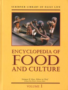 Food and Culture, 2003, Volume 1, Front cover