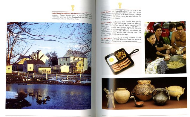 Food and Culture, Volume 3, Color images