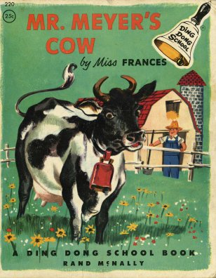 Mr. Meyer's Cow, c.1955