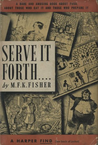 Serve it Forth, front cover
