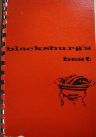 Blacksburg's Best, 1968, front cover