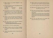 Mental Cocktails, 1933. Test #6, Page 2.