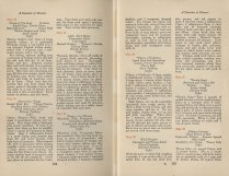"A ""Calendar"" of Dinners, with 615 Recipes, 1921"
